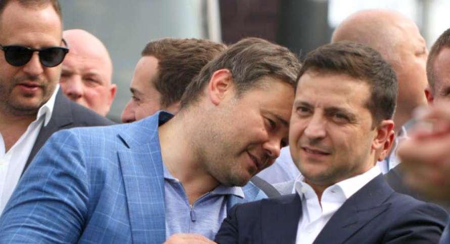Андрей Богдан и президент