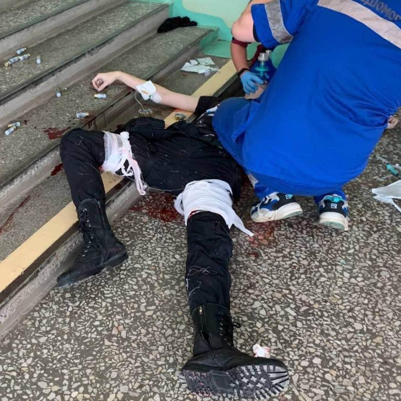 Тимур Бекмансуров умер после ранения